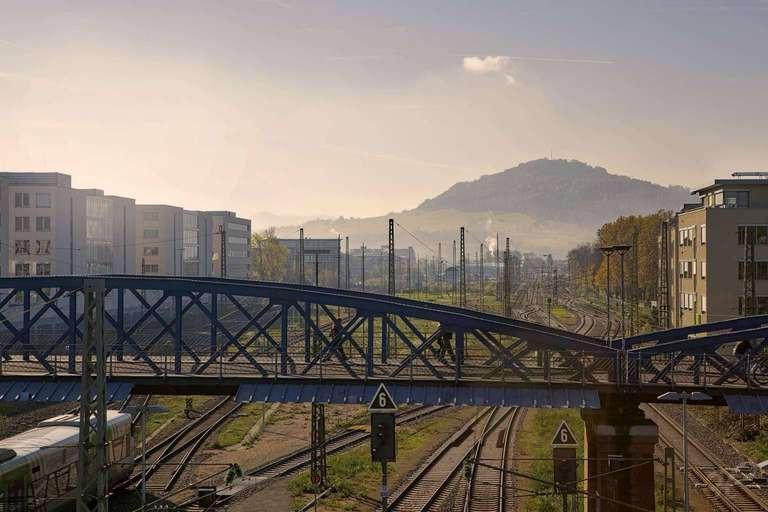 Blaue Brücke Freiburg