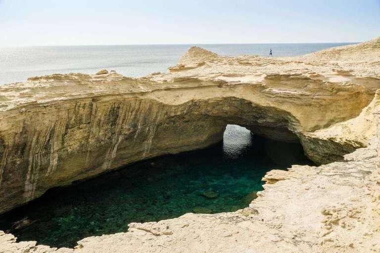 Die Kreidefelsen von Korsika