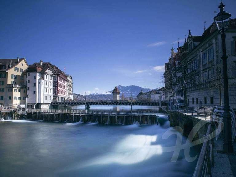 Reuss in Luzern