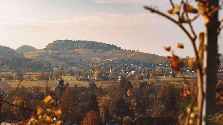 Staufen / Grunern im Herbst