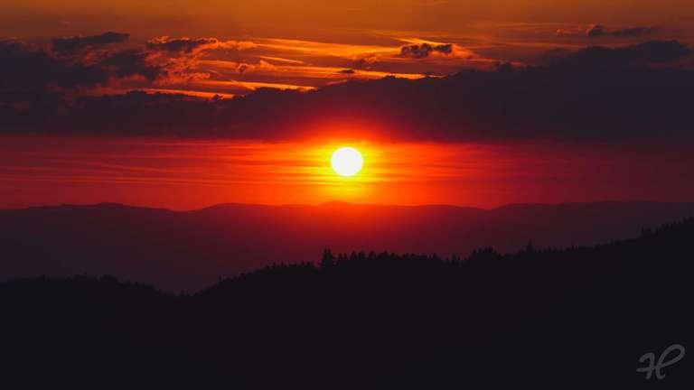Gute Nacht Schwarzwald