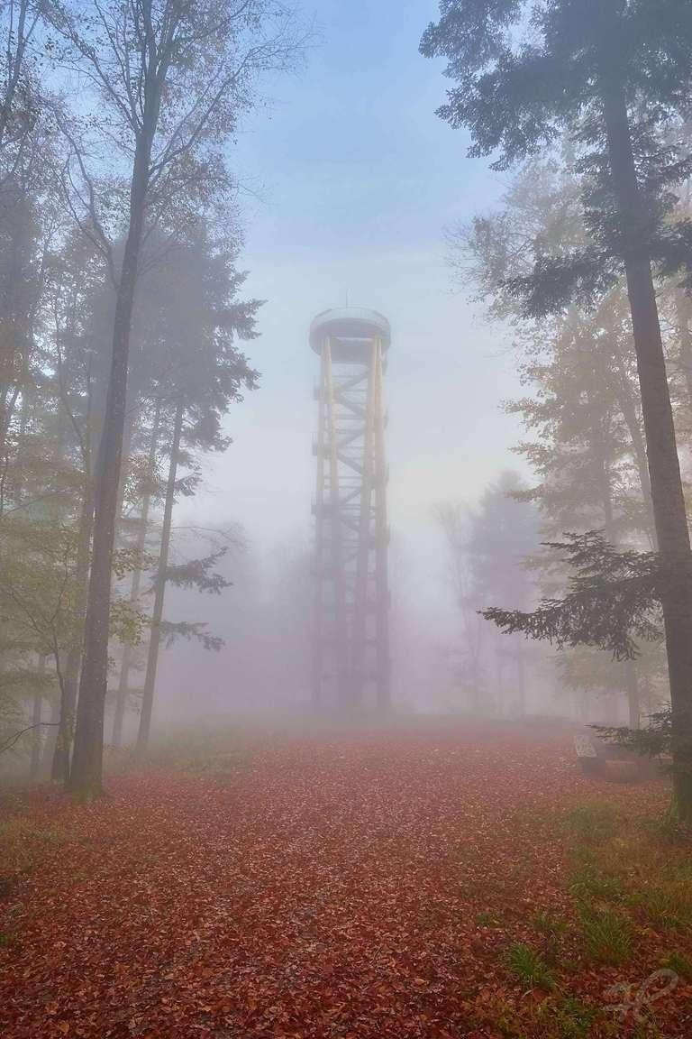Urenkopf bei Nebel