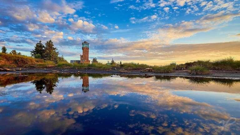 Hornisgrinde Turm mit Moorloch