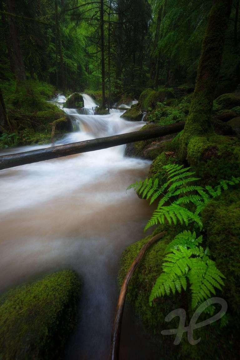 Gertelbach Wasserfälle