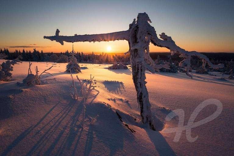 Sonnenaufgang auf dem Schliffkopf