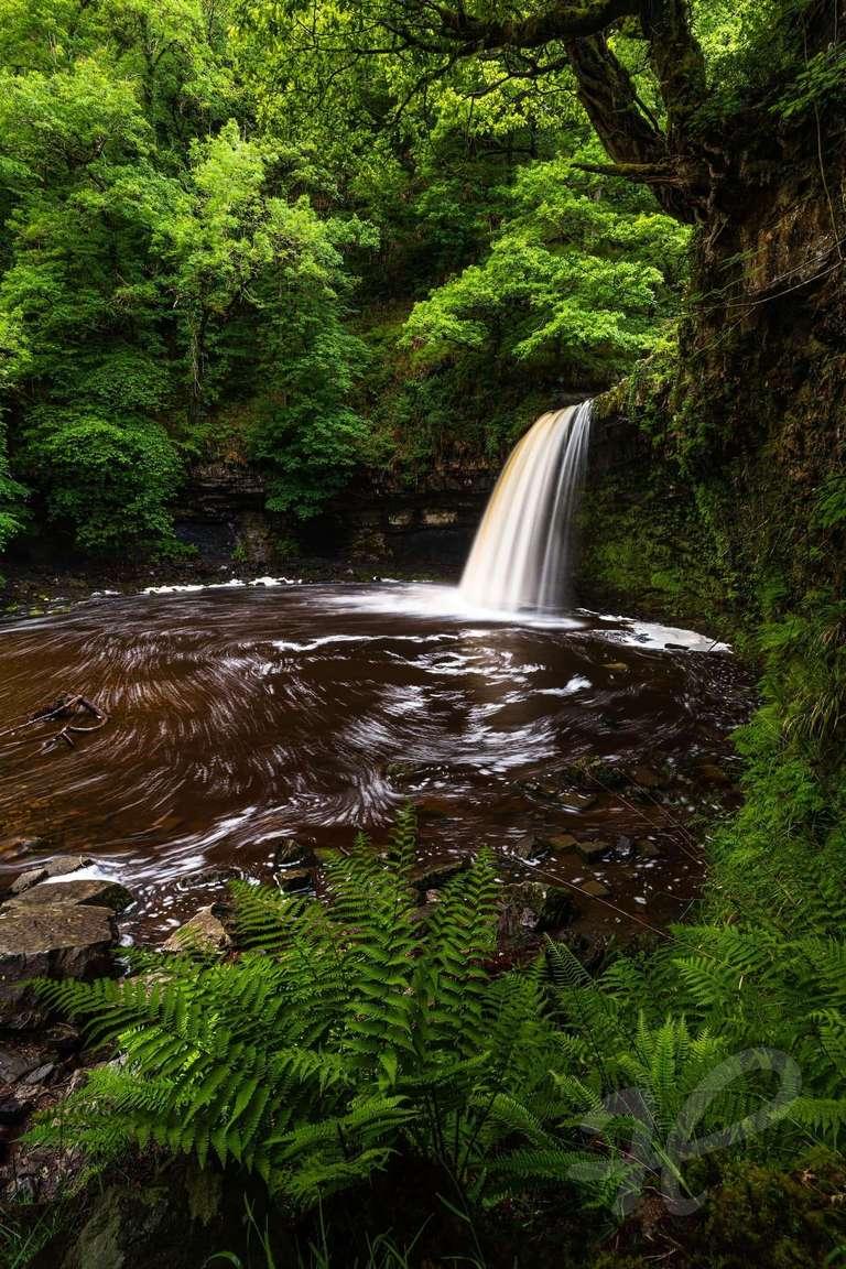 Sgwd Gwladys Wasserfall