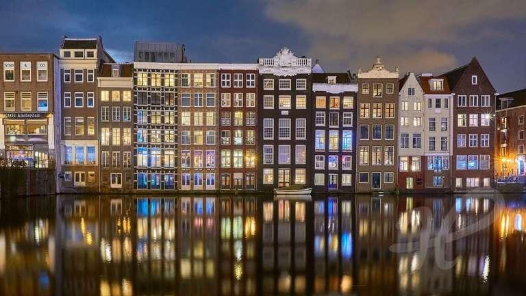 Amsterdam am Abend