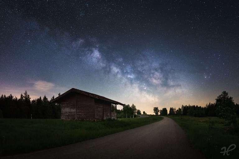Eine Nacht unter den Sternen