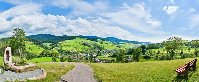 Oberharmersbach / Riersbach