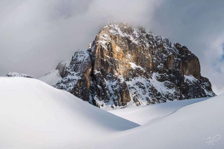 Winter in den Dolomiten I