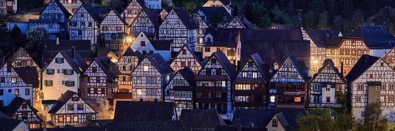 Fachwerkhäuser in Schiltach