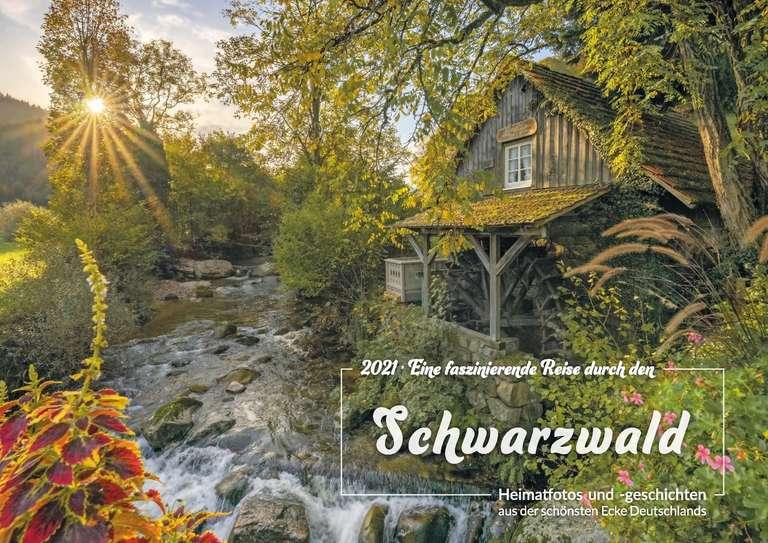 Eine faszinierende Reise durch den Schwarzwald - Titel