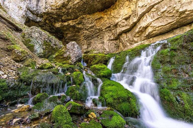 Falkensteiner Höhle - Elsachfall