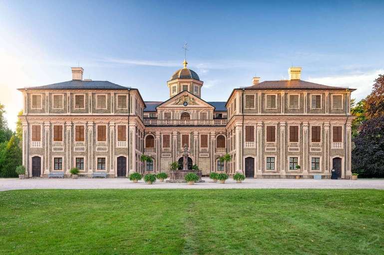 Schloss Favorite Heimatfotos