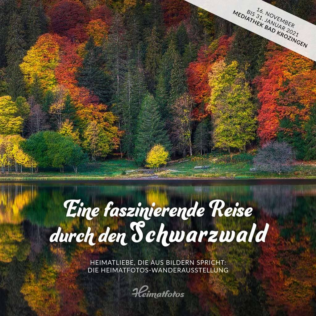 Eine faszinierende Reise durch den Schwarzwald - Die Heimatfotos-Ausstellung in der Mediathek Bad Krozingen