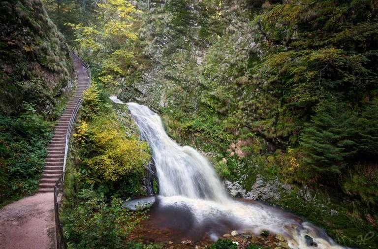 Allerheiligen Wasserfall Heimatfotos