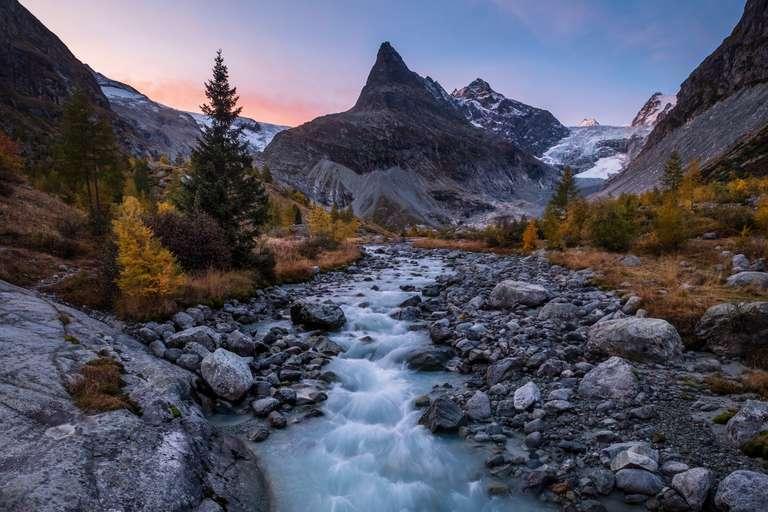 Val d'Hérens   Schweiz