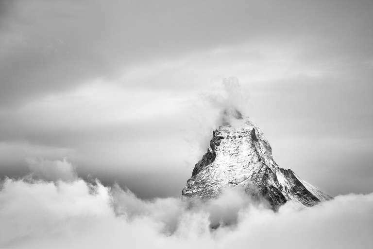 bw-Matterhorn-01