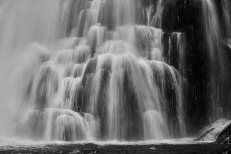 Wasserfall im Berchtesgadener Land