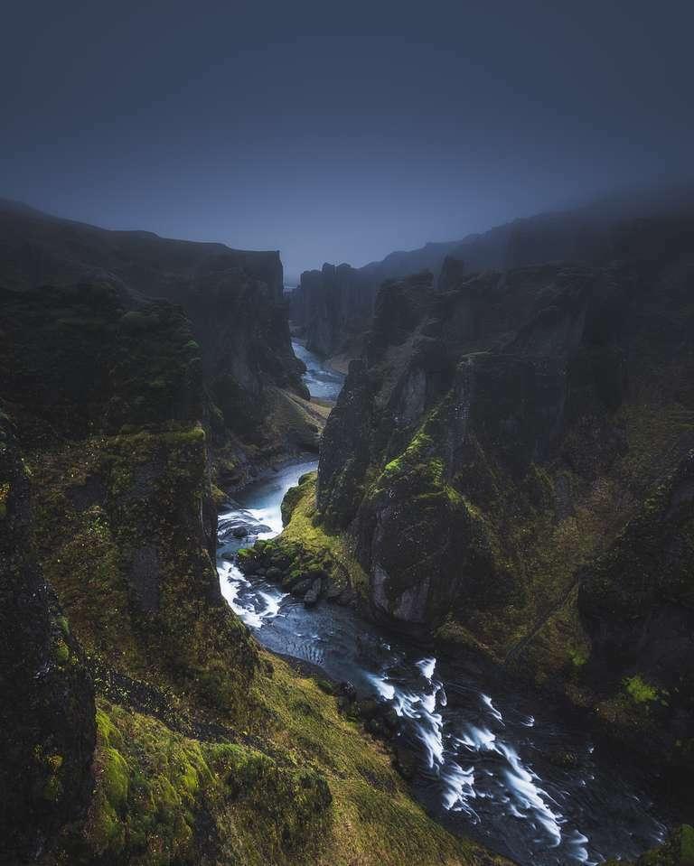 The Dark Gorge