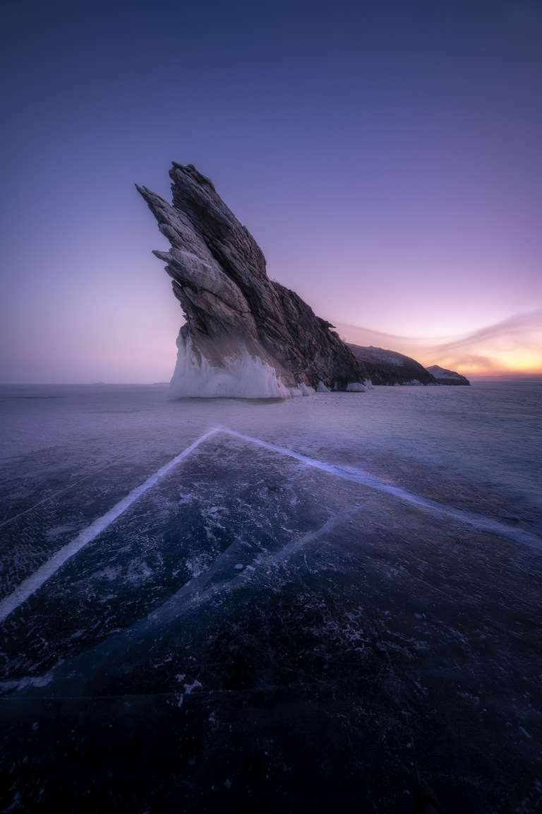 Baikal Ship