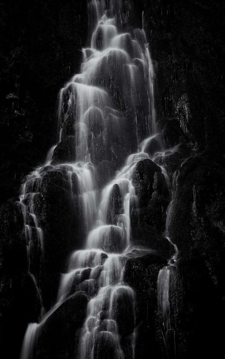 Wasserfall im Schwarzwald