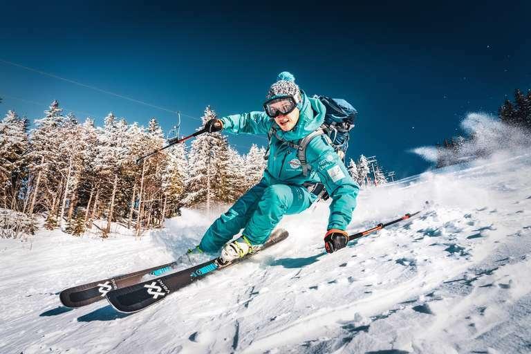 Skifahrer am Feldberg (2)