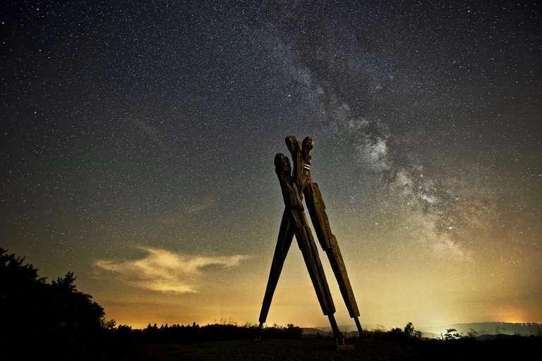 Milchstrasse Lothardenkmal