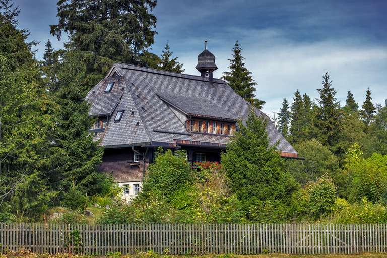 Heimatmuseum Hüsli in Grafenhausen