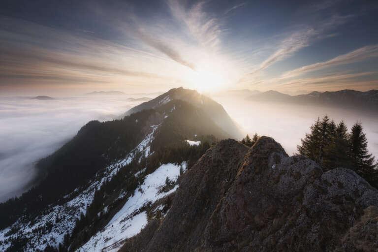 … mountain haze