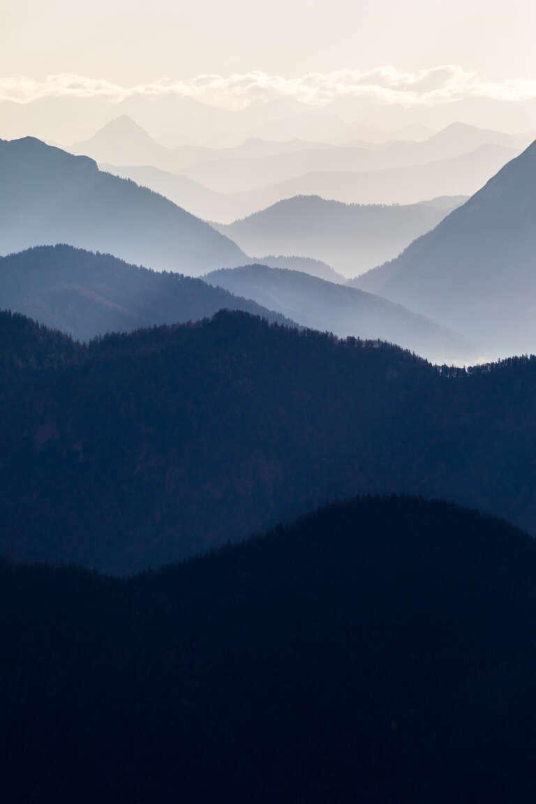 Staffel Berge